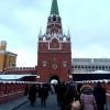 Mosca, ingresso al Cremlino dai Giardini di Alessandro