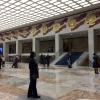 Mosca, Cremlino: foyer del Palazzo di Stato