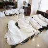 Kiev, Hotel «Ucraina,» cadaveri nella hall durante gli eventi del 2014
