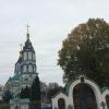 Černobyl', la chiesa