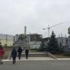 Černobyl', la centrale, il blocco 4, esploso nel 1986