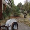 Pripjat', stabilimento abbandonato