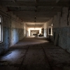 Černobyl', stazione radar, corridoio locali tecnici